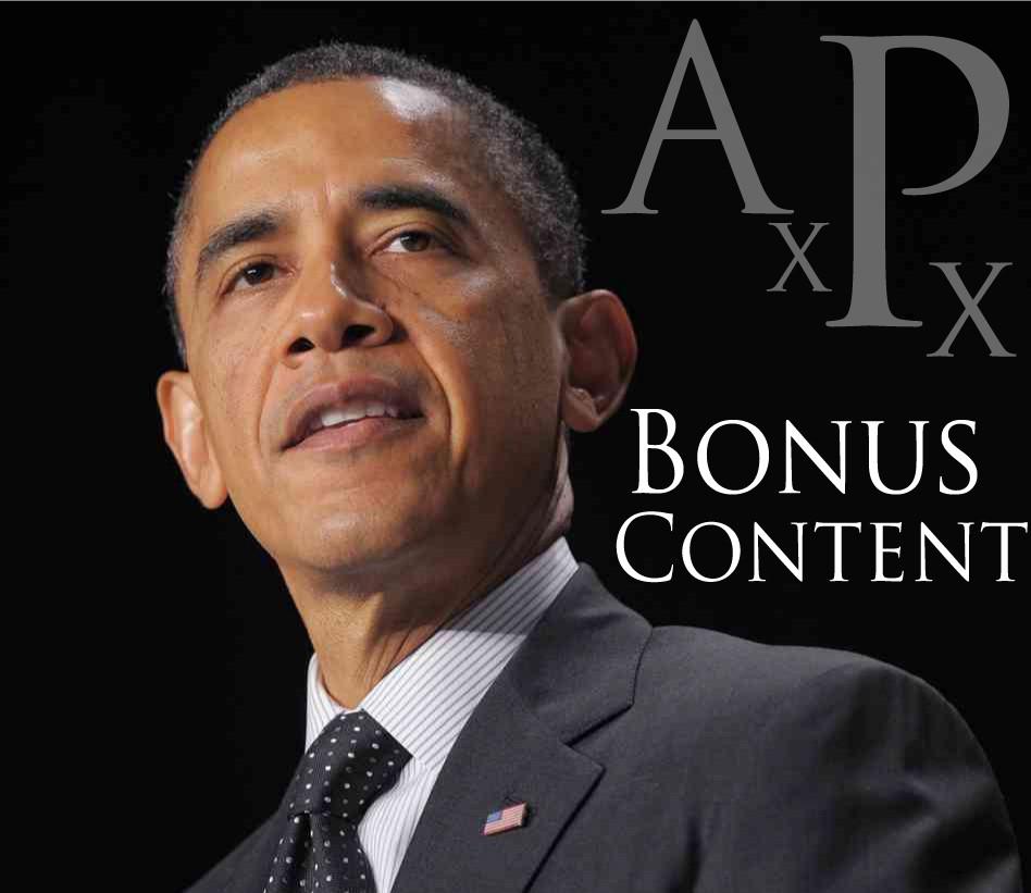 The AxPx Bonus 3: President Obama Speaks at the National Prayer Breakfast