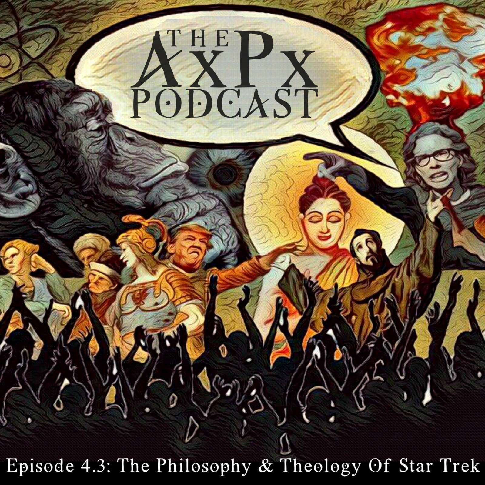 The Philosophy and Theology Of Star Trek