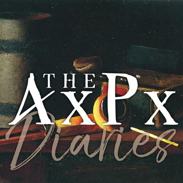 The AxPx Diaries #6 [8/23/17]