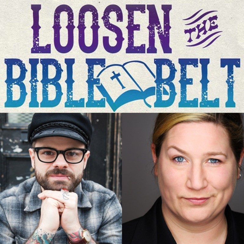 Loosen The Bible Belt With Jay Bakker and Kristen Becker