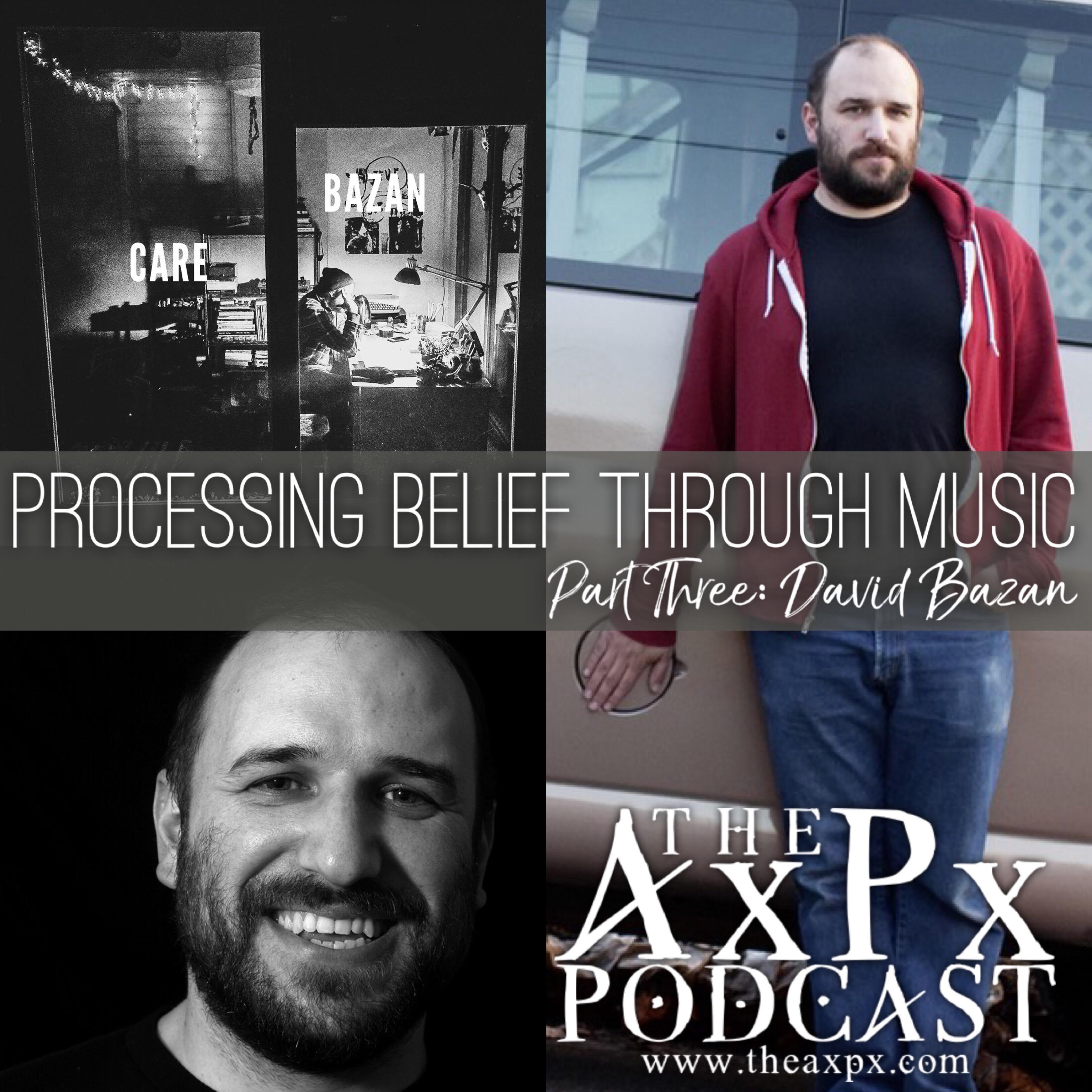 Processing Belief Through Music, Part 3 – David Bazan
